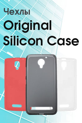 Чехлы Original Silicon Case