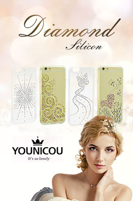 Чехлы Diamond Silicon Younicou
