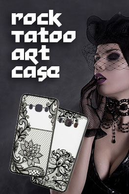 Чехлы Rock Tatoo Art Case