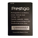 Аккумулятор Prestigio MultiPhone 5530 Grace Z5 Duo, original