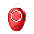Bluetooth-гарнитура Remax RB-T22, original, моно, красный