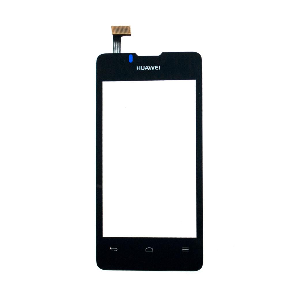 Тачскрин (сенсор) Huawei Ascend Y300D / U8833 Ascend Y300, черный (14171) - купить по цене 128 грн в Киеве и Украине Интернет-ма