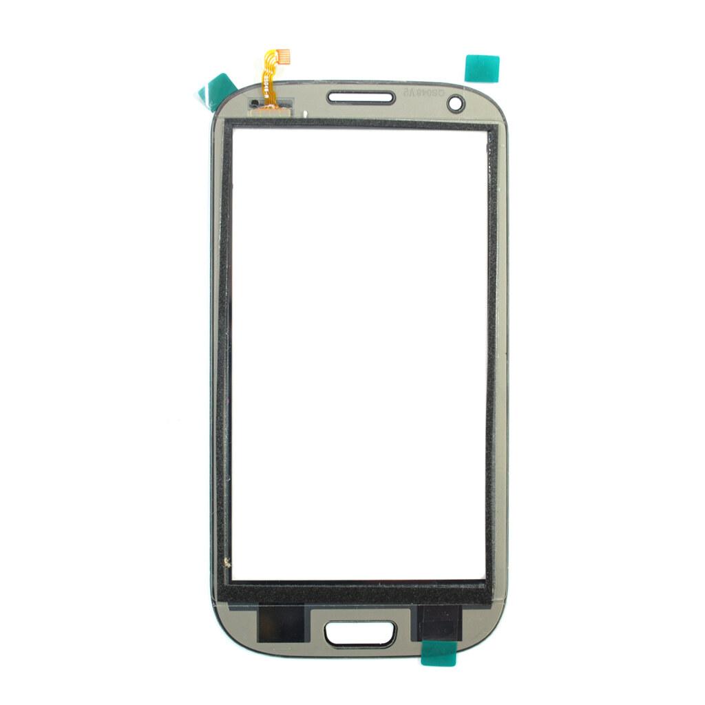 Купить Стекло (сенсорное) под китайский телефон Samsung I9300 14252 в Киеве по цене 68 грн., доставка по Украине, цены, широкий