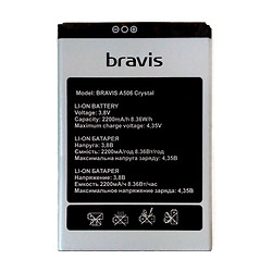 Аккумулятор Bravis A506 Crystal, S-TELL M621, UMI London, original