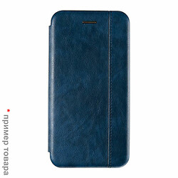 Чехол (книжка) Xiaomi Redmi Go, синий, Book Cover Leather Gelius