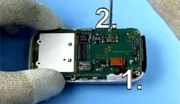 Разборка Nokia 6111 - 15   Vseplus