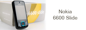 Разборка Nokia 6600 Slide и замена корпуса